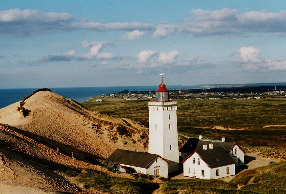 Leuchtturm Rubjerg Knude Fyr