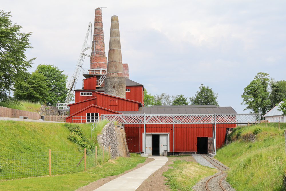 Die Mønsted-Kalkgruben sind die größten zusammenhängenden von Menschen angelegten Kalkgruben der Welt.