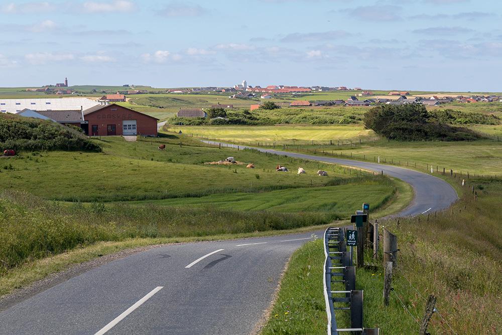 Autofahren in Dänemark ist eine sehr entspannte Angelegenheit.