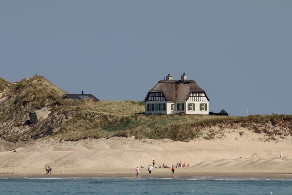 Der Strand in Løkken ist bei vielen Urlaubern besonders beliebt.