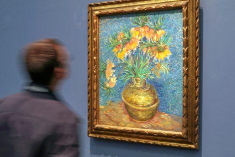Vincent van Gogh Fritillaries