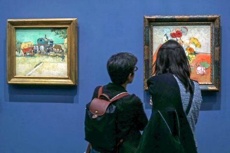Vincent van Gogh im Musée d´Orsay