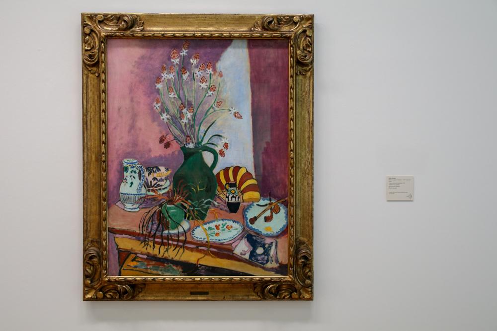 """""""Stillleben mit Affodillen"""" von Henri Matisse"""