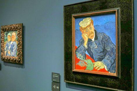 """""""Porträt des Dr. Gachet"""" von Vincent van Gogh"""