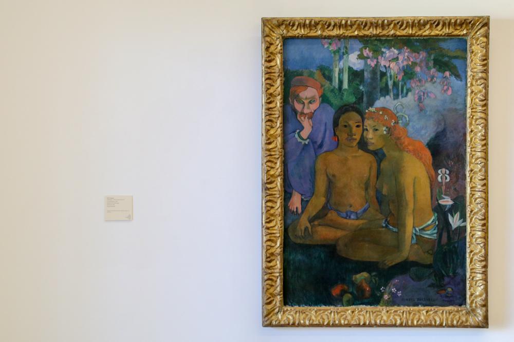 """""""Barbarische Erzählungen"""" von Paul Gauguin"""