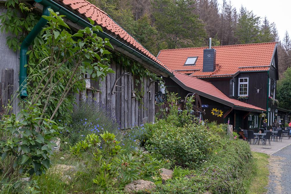 Rehberger Grabenhaus im Harz