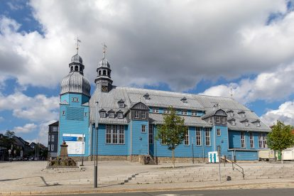 Holzkirche Clausthal-Zellerfeld