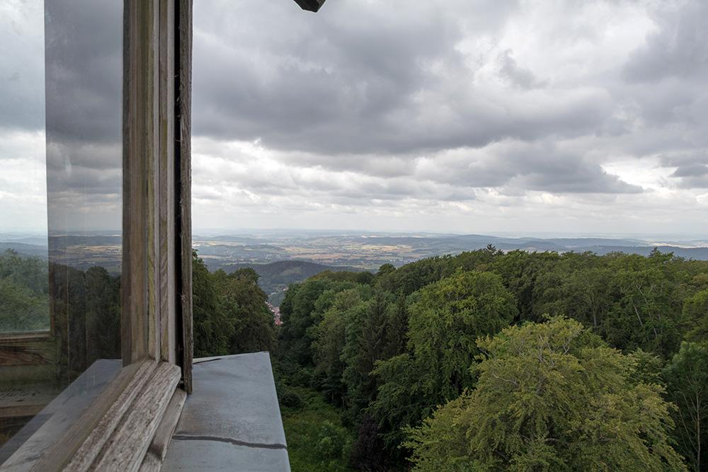 Iberger Albertturm Aussichtsturm im Harz