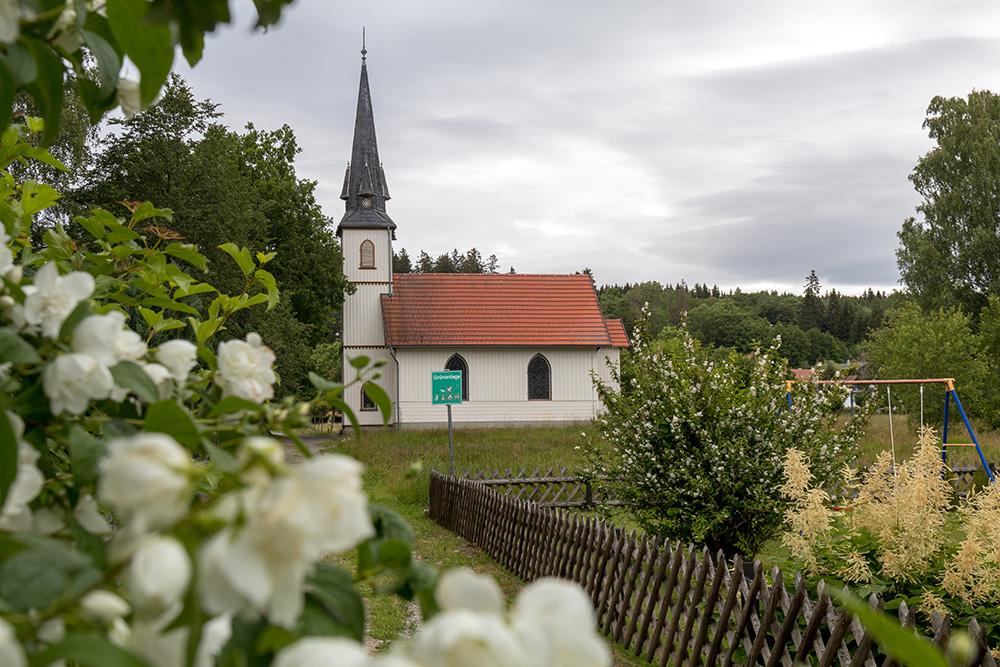 Die kleinste Holzkirche Deutschlands in Elend im Harz
