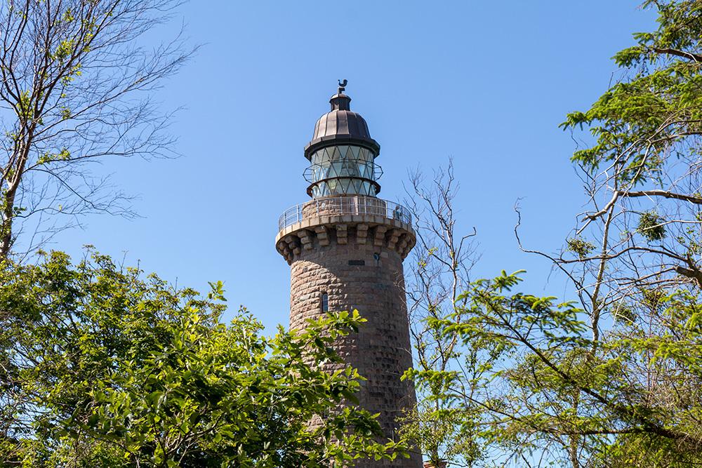 Im Süden des NAtionalparks Thy liegt der Leuchtturm Lodbjerg Fyr