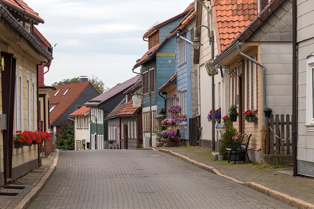Sankt Andreasberg Zentrum