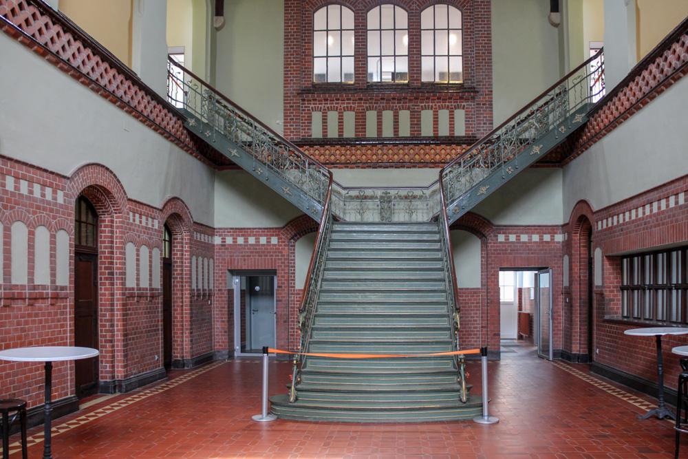 Zechenverwaltung der Zeche Zollern in Dortmund im Ruhrgebiet