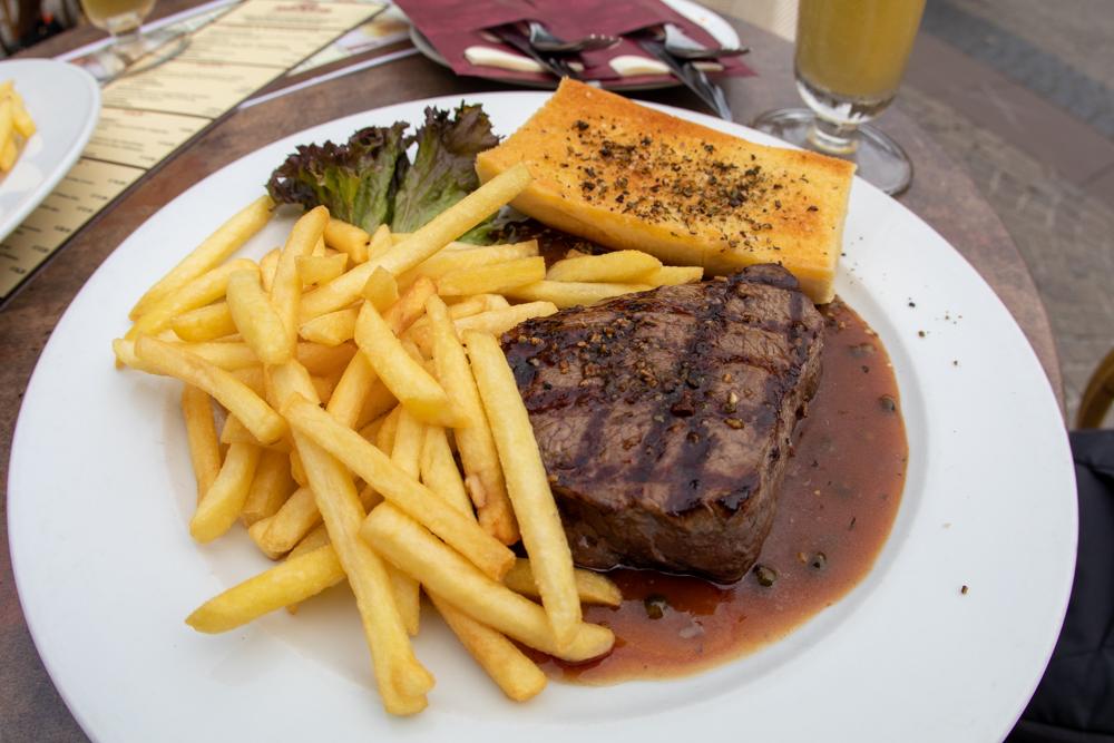 Essen in Bremen