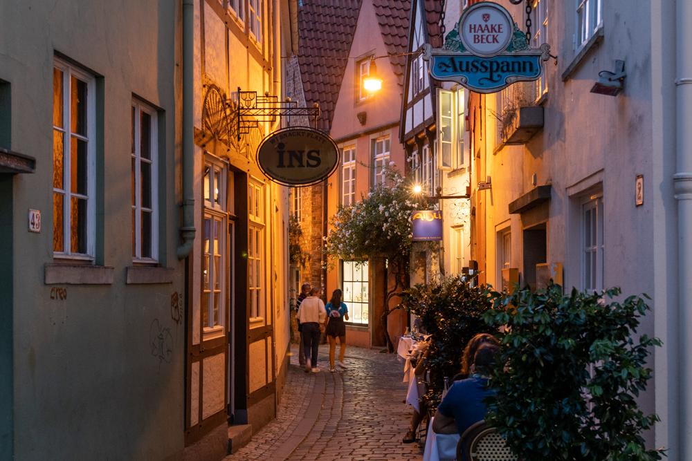 Schnoorviertel Bremen