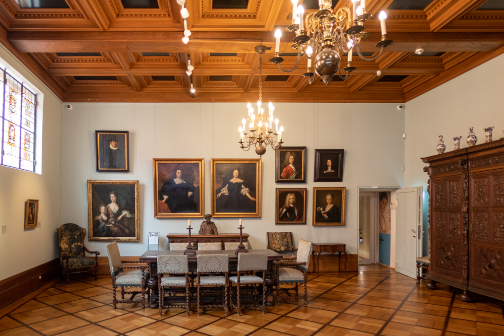 Paula Modersohn-Becker Museum Böttcherstraße Bremen