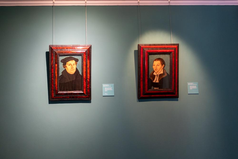Cranach im Paula Modersohn-Becker Museum Böttcherstraße Bremen