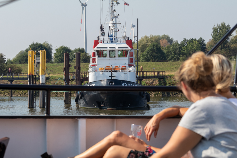 Hafenrundfahrt Bremen
