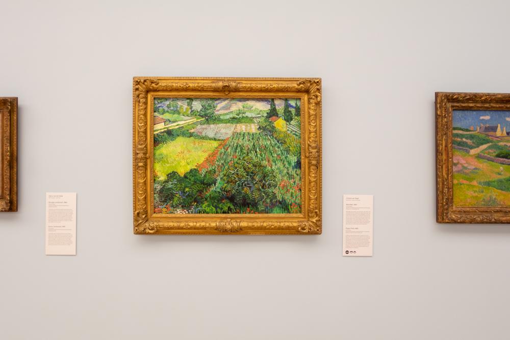 Kunsthalle Bremen van Gogh