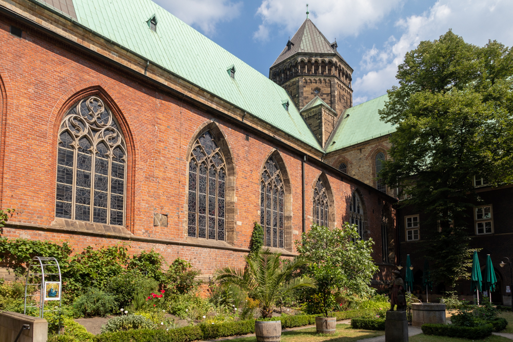 Bibelgarten Bleikeller Bremen