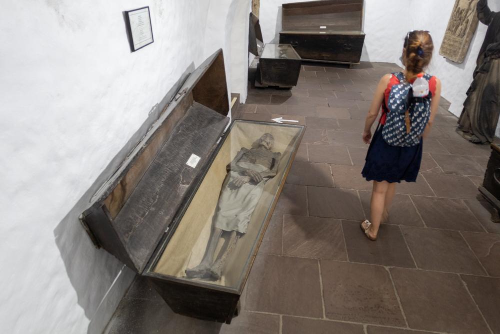 Mumien im Bleikeller Bremen