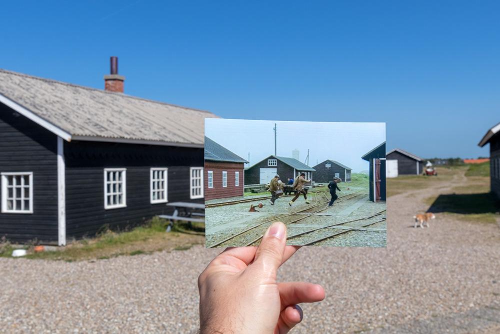 Drehorte in Dänemark des Films die Olsenbande fährt nach Jütland