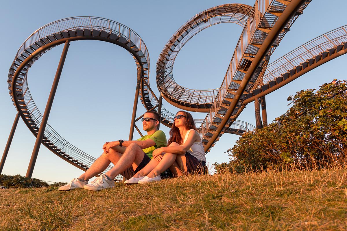 Ein Wochenende im Ruhrgebiet