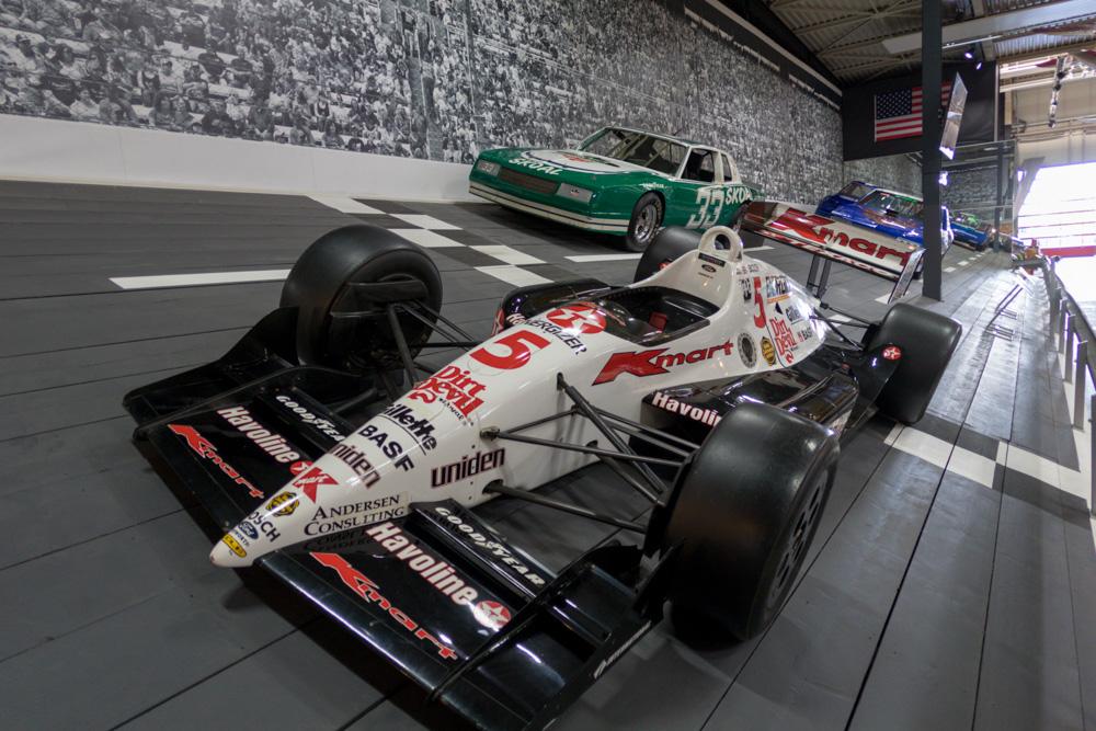 Indycar und Nascar im Technik Museum Sinsheim