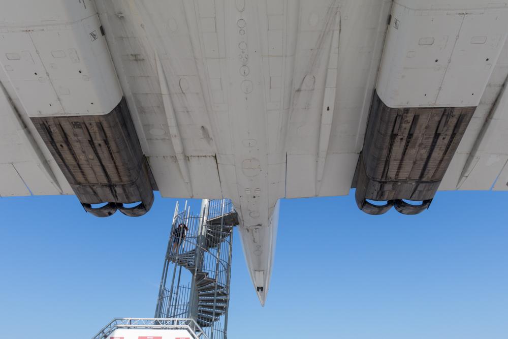 Concorde im Technik Museum Sinsheim