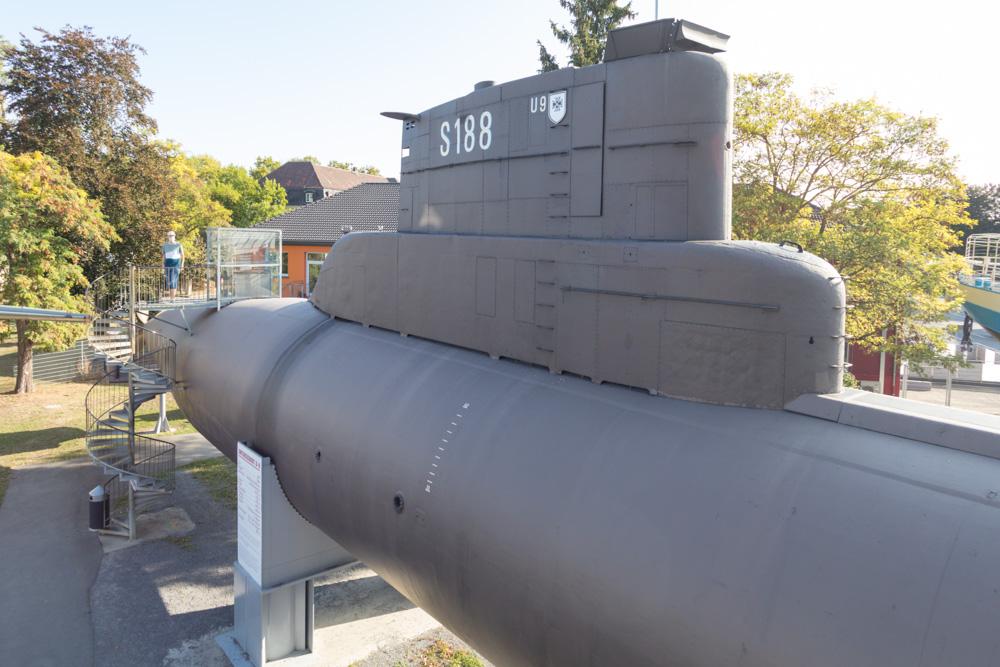 U-Boot U9 im Technik Museum Speyer