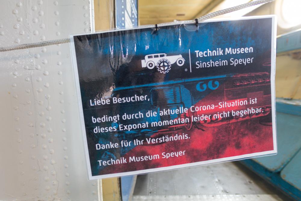 Corona Technik Museum Speyer