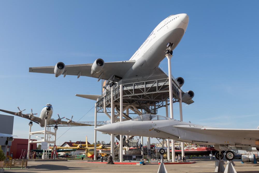 Technik Museum Speyer Lufthansa Jumbo