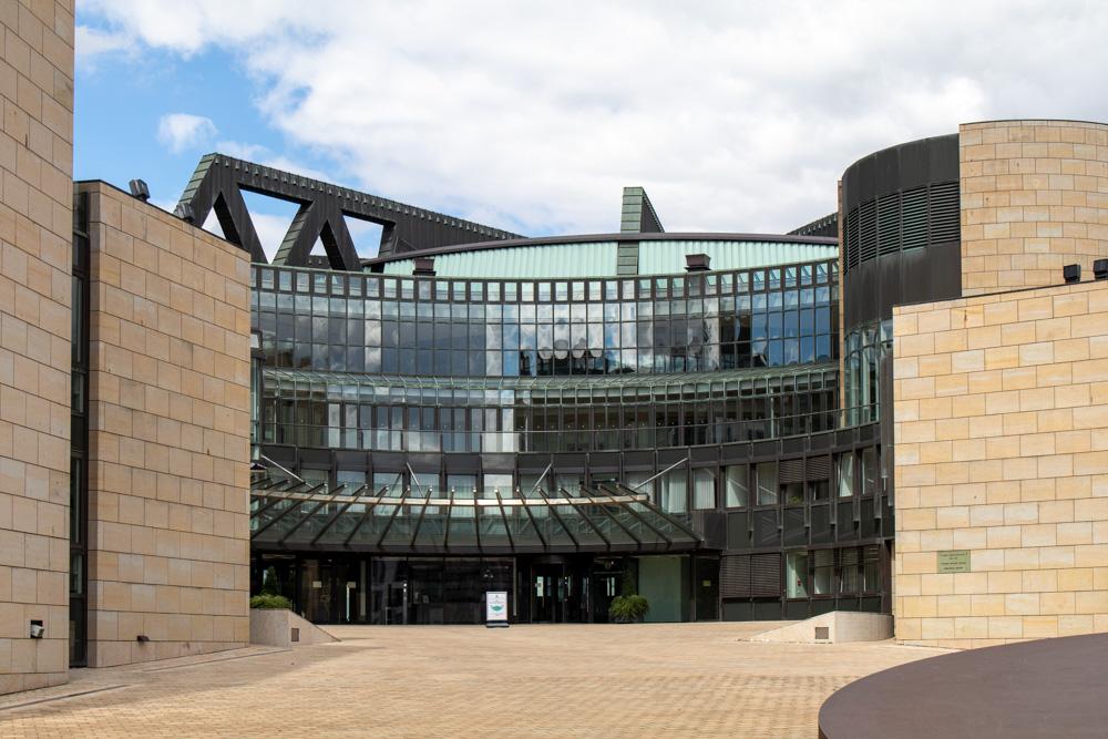 Landtag Nordrhein-Westfalen in Düsseldorf