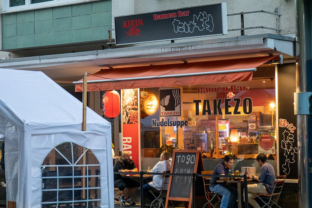 Ramen Bar Takezo Düsseldorf