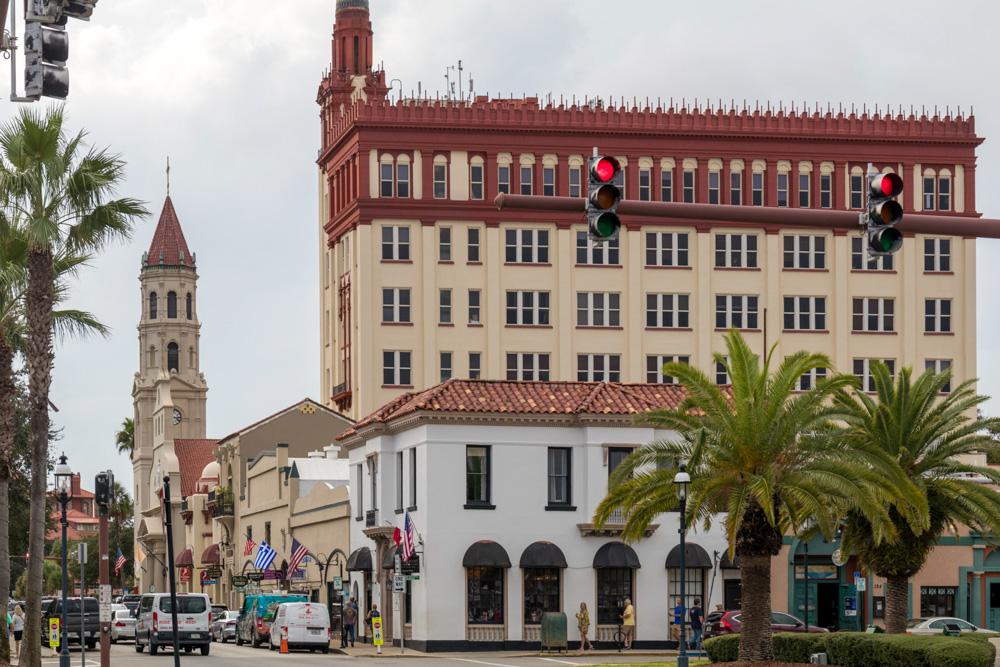 Kathedrale von St. Augustine Florida