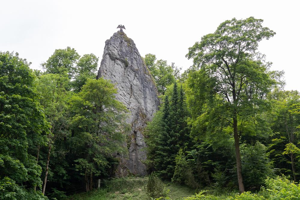 Hübichenstein Hütte im Weltwald Bad Grund – Harzer Wandernadel Stempelstelle HWN 129