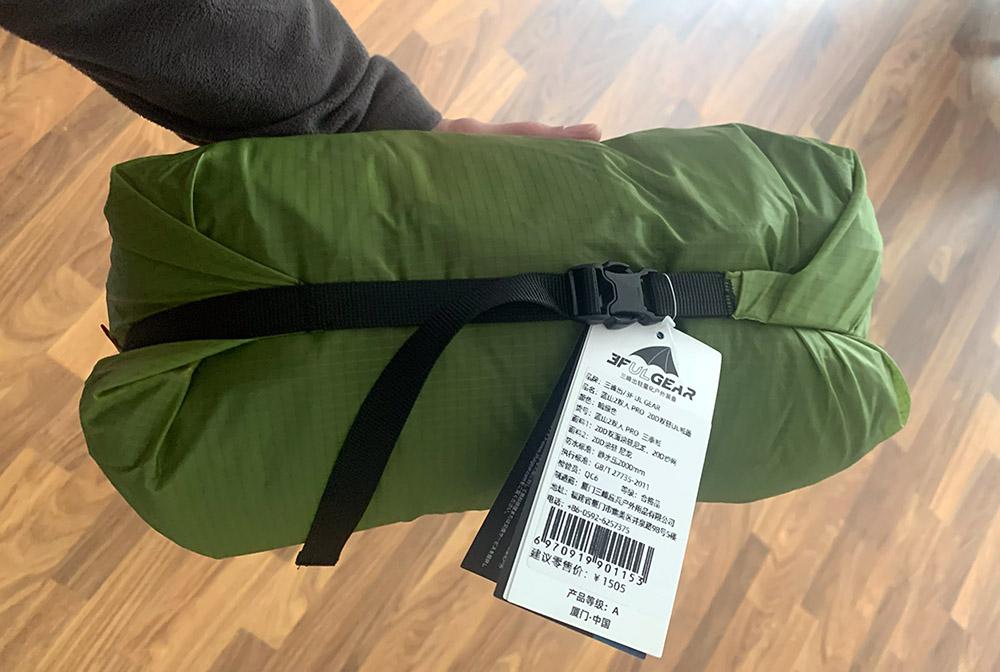 Lanshan 2 Pro Zelt Packsack