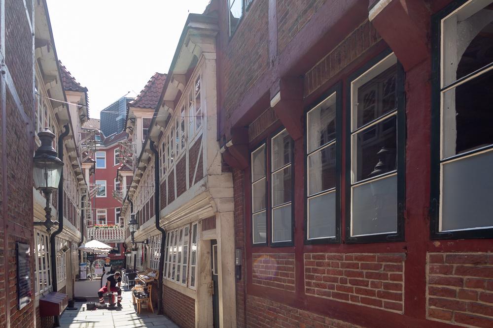 Kramer Witwen Wohnung in Hamburg
