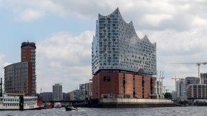 Wenn man für ein Wochenende Hamburg besucht, muss man die Elbphilharmonie gesehen haben.