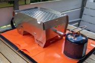 Der Skotti Grill ist hochwertig verarbeitet