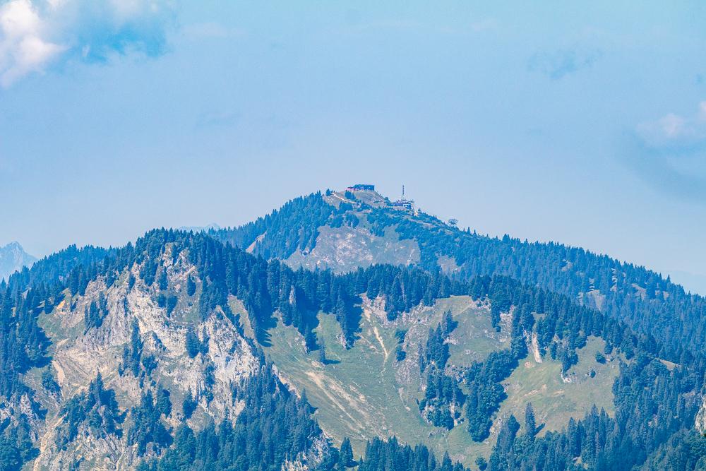 Hochries Gipfel