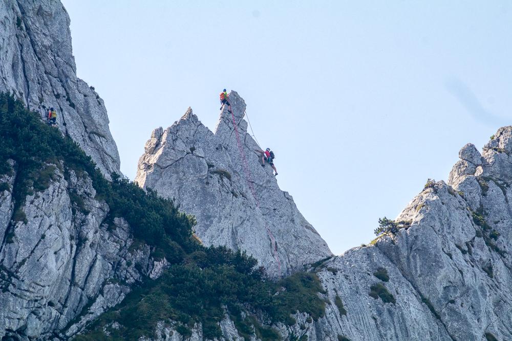 Kampenwand Bergsteiger