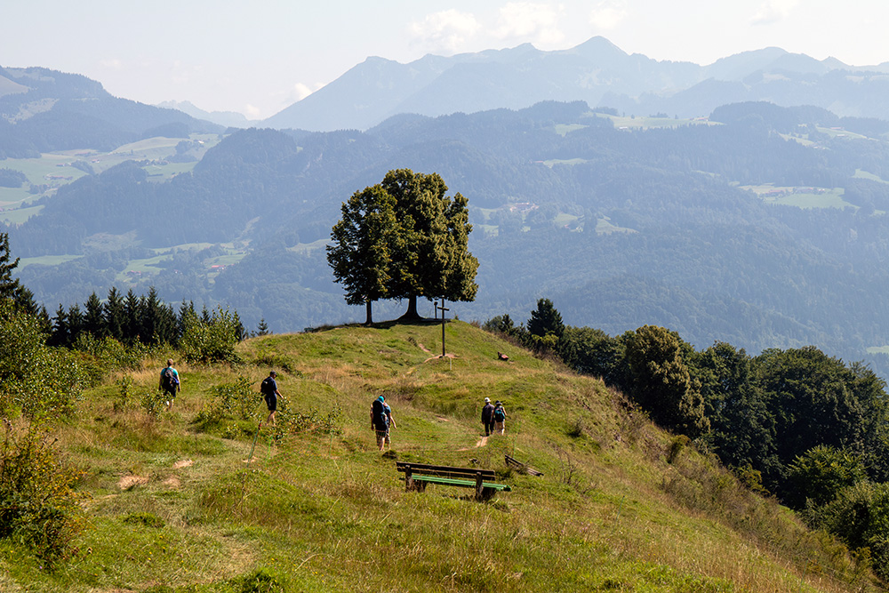 Hocheck in Oberaudorf